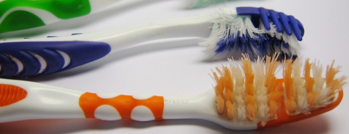 Foul Mouths and Dirty Toothbrushes