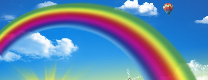 Rainbow - A Sign of Individuality
