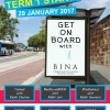 Term 1 - Starts on 29 January