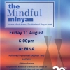 the Mindful minyan