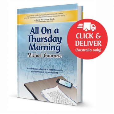 All On a Thursday Morning - HARDCOVER - Deliver within Australia