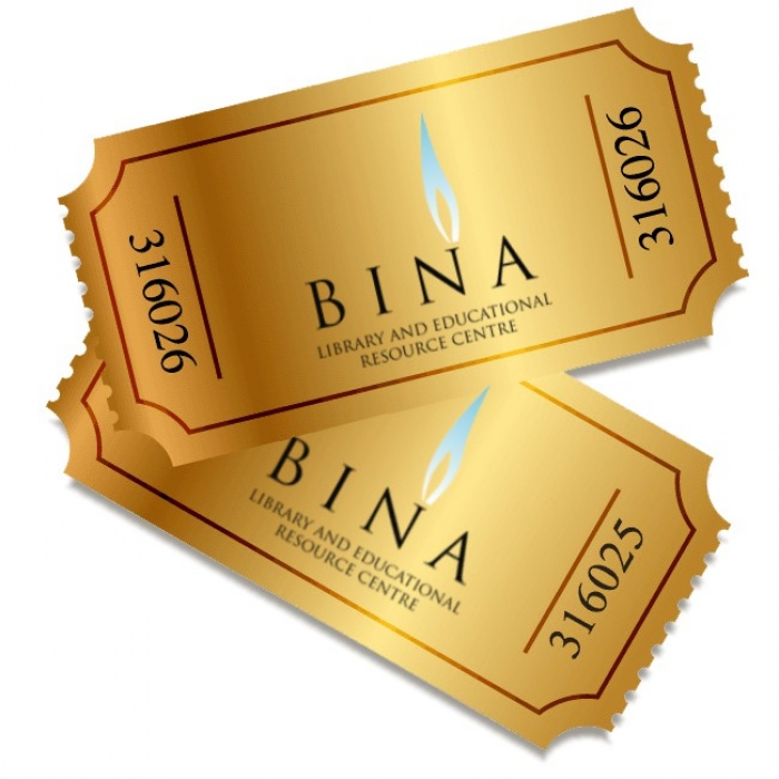 Order your BINA Raffle Tickets now!